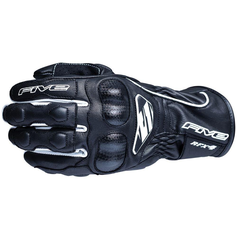 Five RFX4 Replica Adult Gloves Black White Mens - XS
