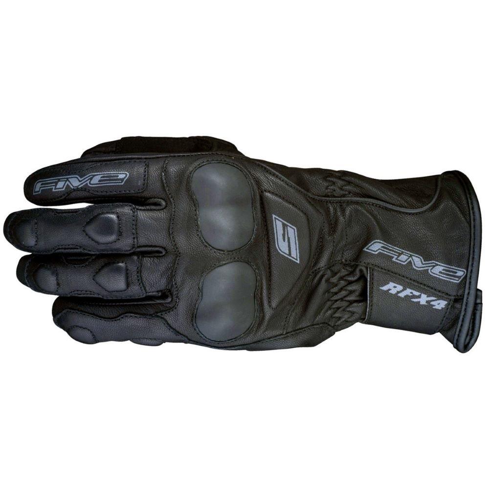 Five RFX4 ST Adult Gloves Black Size: Mens - S