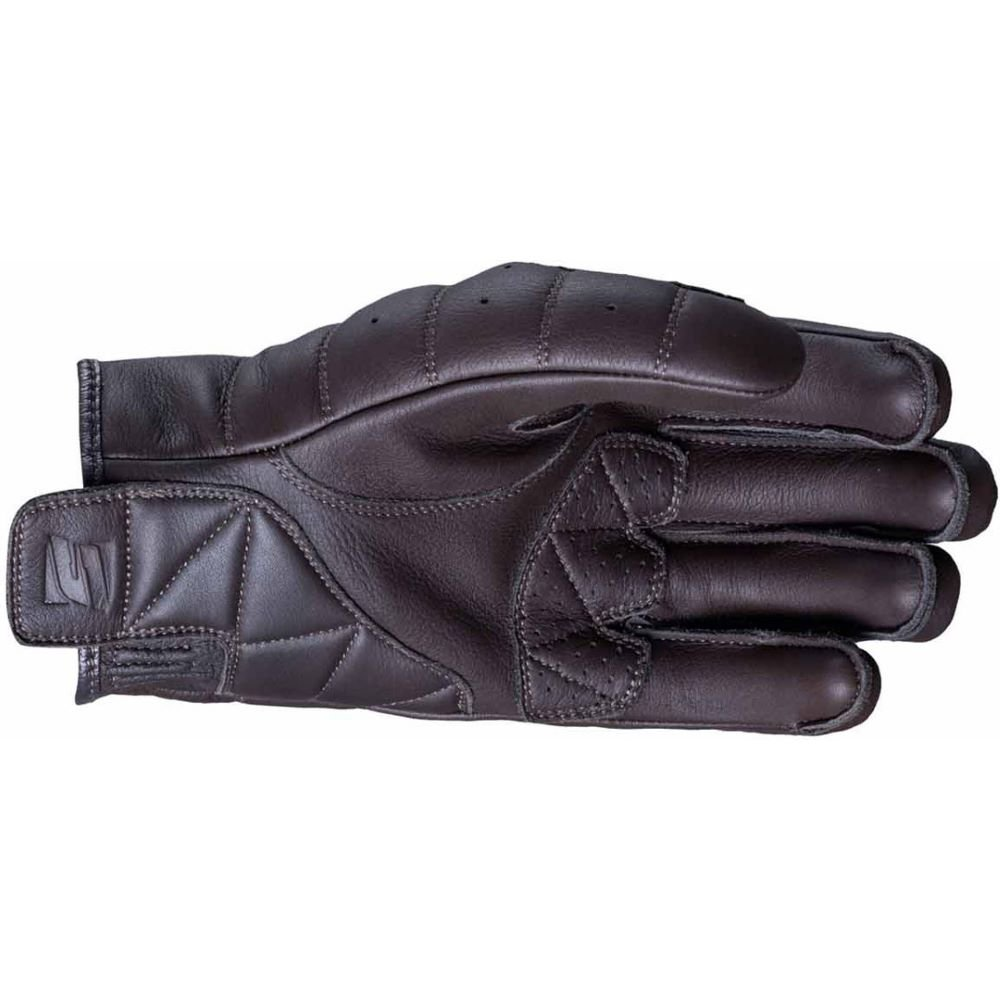 Five California Adult Gloves Brown Size: Mens - XS