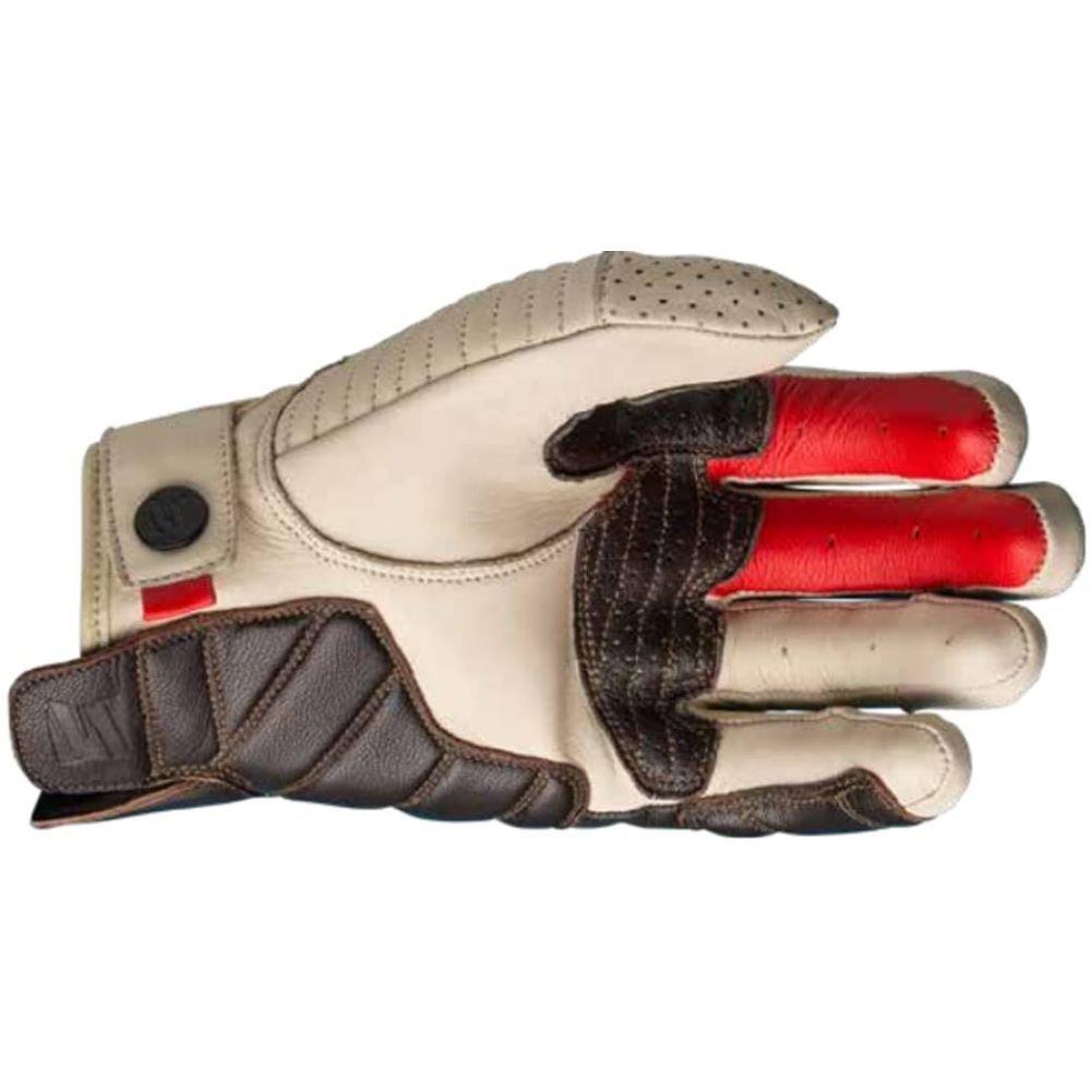 Five Arizona Adult Gloves Beige Mens - S