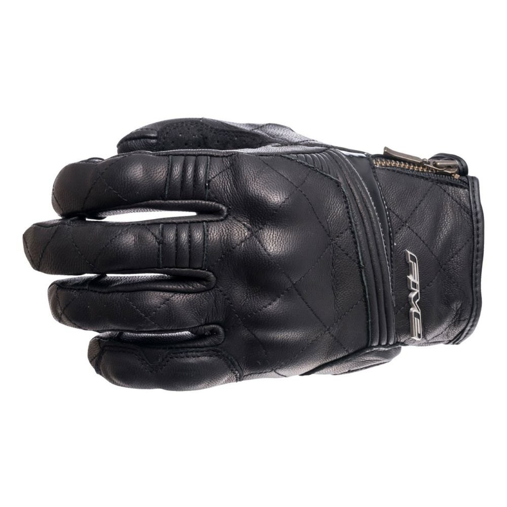 Sport City Womens Adult Gloves Black Five Gloves