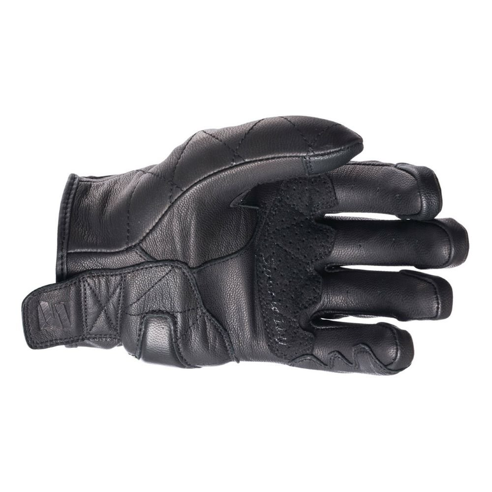Five Sport City Womens Adult Gloves Black Ladies - L
