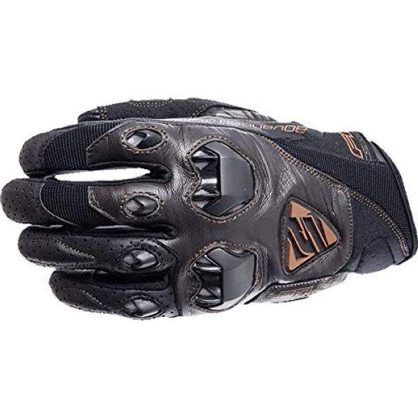 Five Stunt Evo Leather Air Adult Gl Brown Size: Mens - L