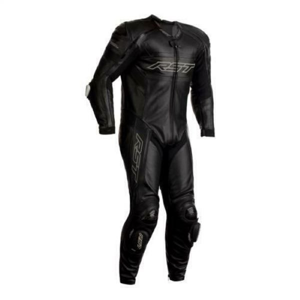 Tractech Evo R Suit Black Leather Suits