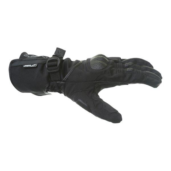 Alpinestars Apex Drystar Black Gloves Thumb side