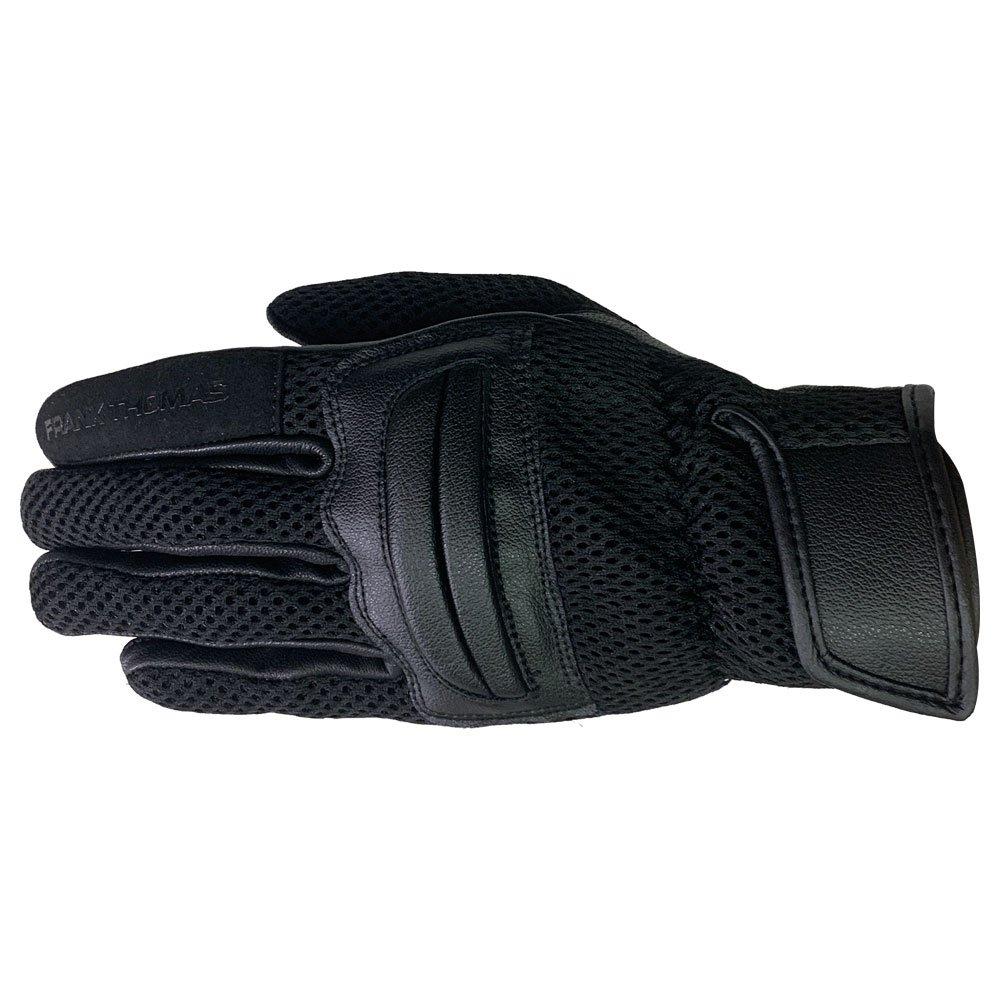 Cruiser Mesh Gloves Black Motorcycle Gloves