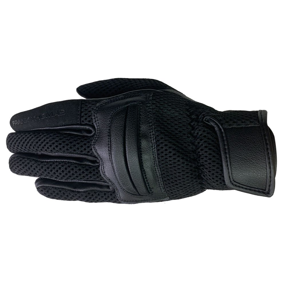Cruiser Mesh Ladies Gloves Black Ladies Motorcycle Clothing, Boots And Gloves