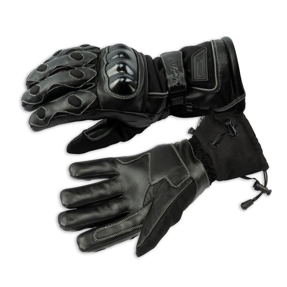 NG-20 Gloves Black Gloves