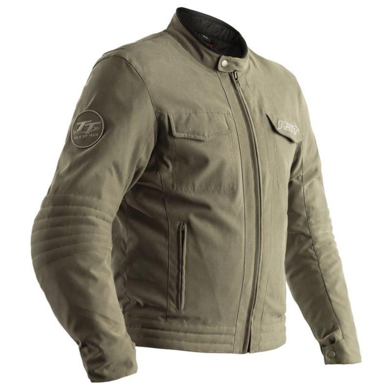 Crosby 2296 TT CE Tex Jacket Green