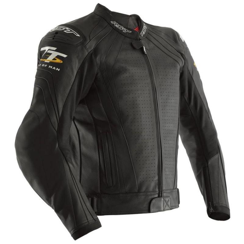 IOM TT Grandstand Jacket Black