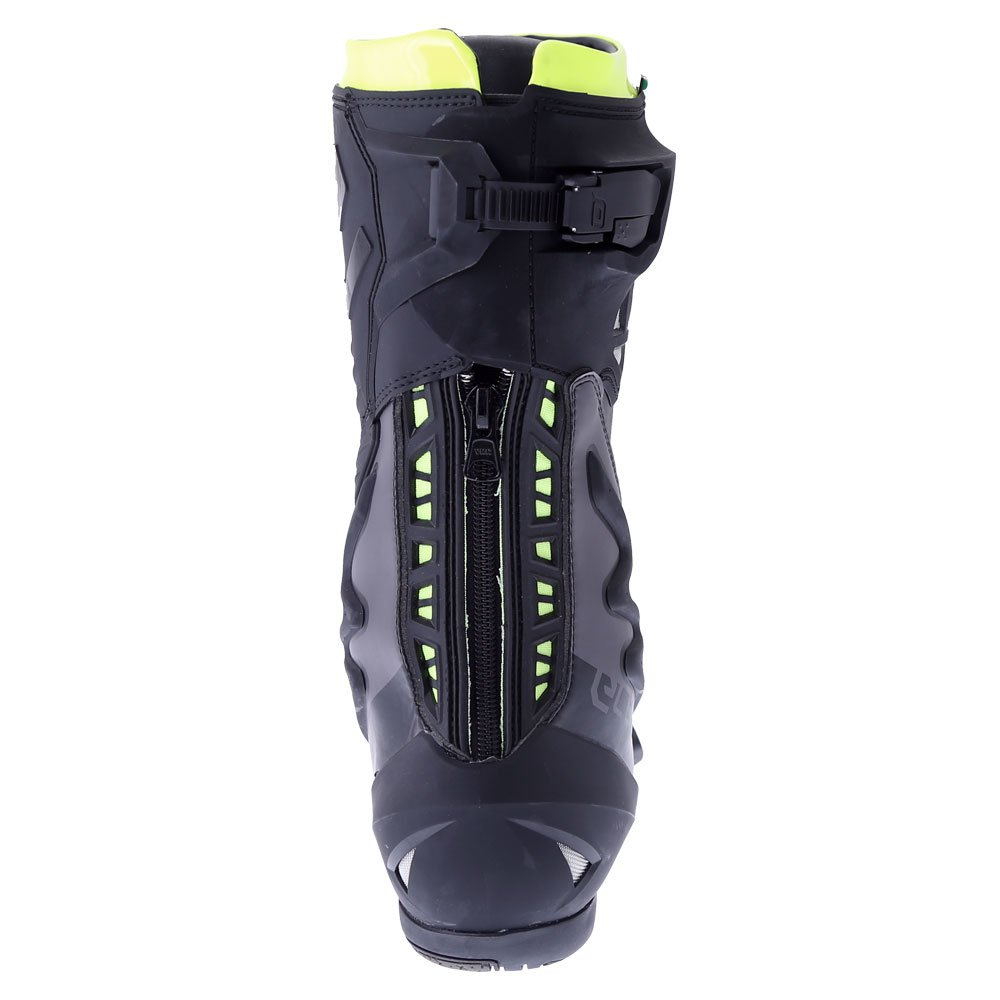 Eleveit RC-Pro Boots Black Fluo Yellow Size: UK 7