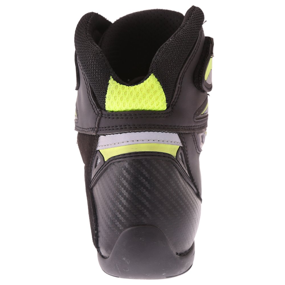 Eleveit T-Sport WP Boots Black Fluo Yellow Size: UK 10
