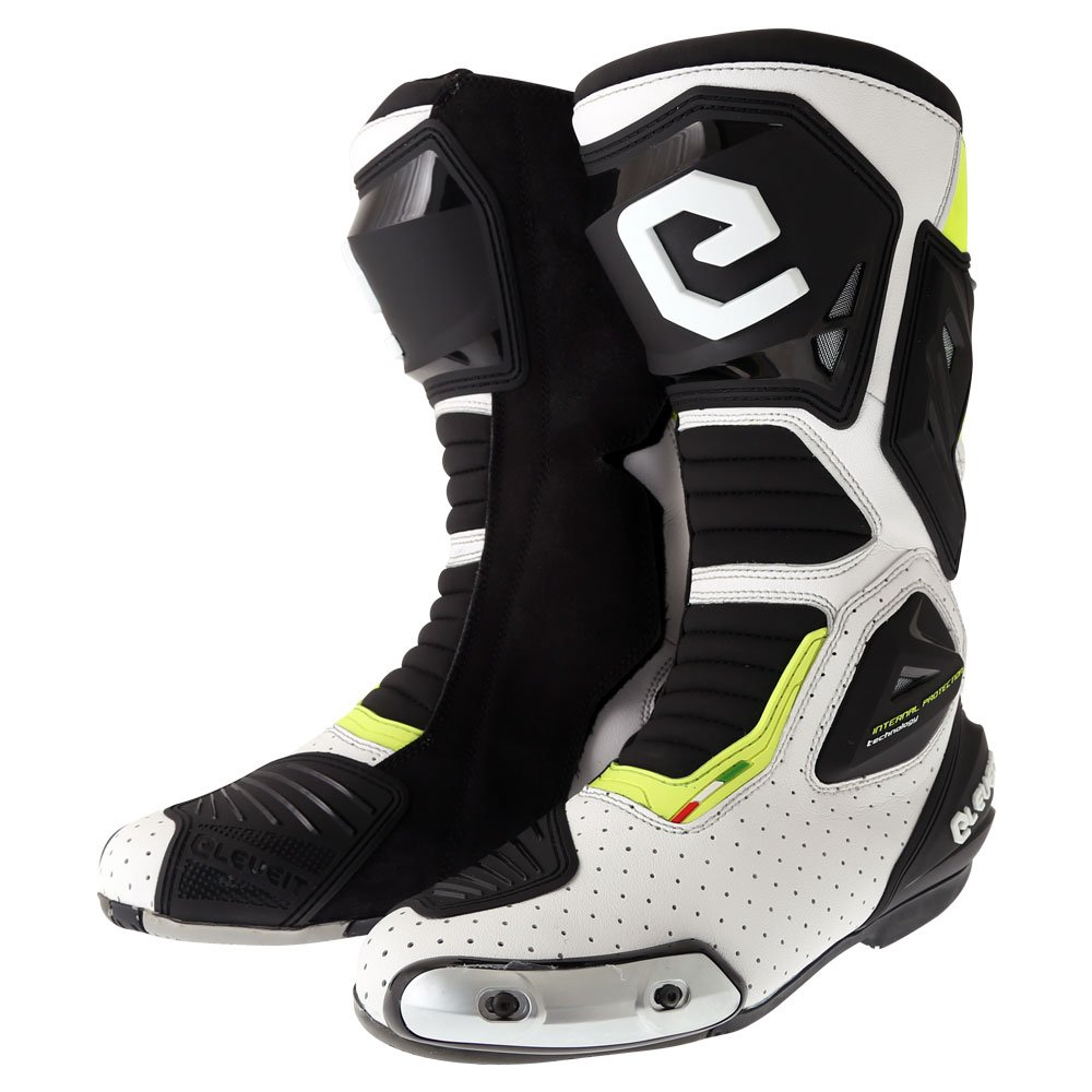 Eleveit SP-01 Air Boots White Fluo Yellow Size: UK 6.5