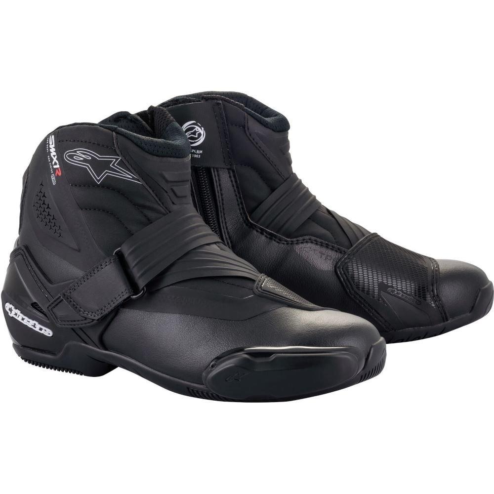 Alpinestars SMX-1 R V2 Boots Black Size: UK 5.5