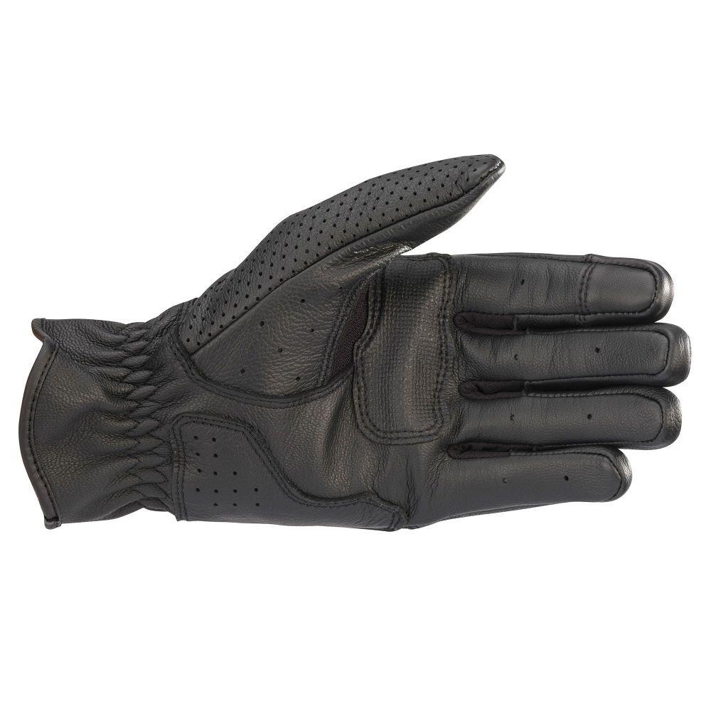 Alpinestars Rayburn V2 Leather Gloves Black Size: Mens - S
