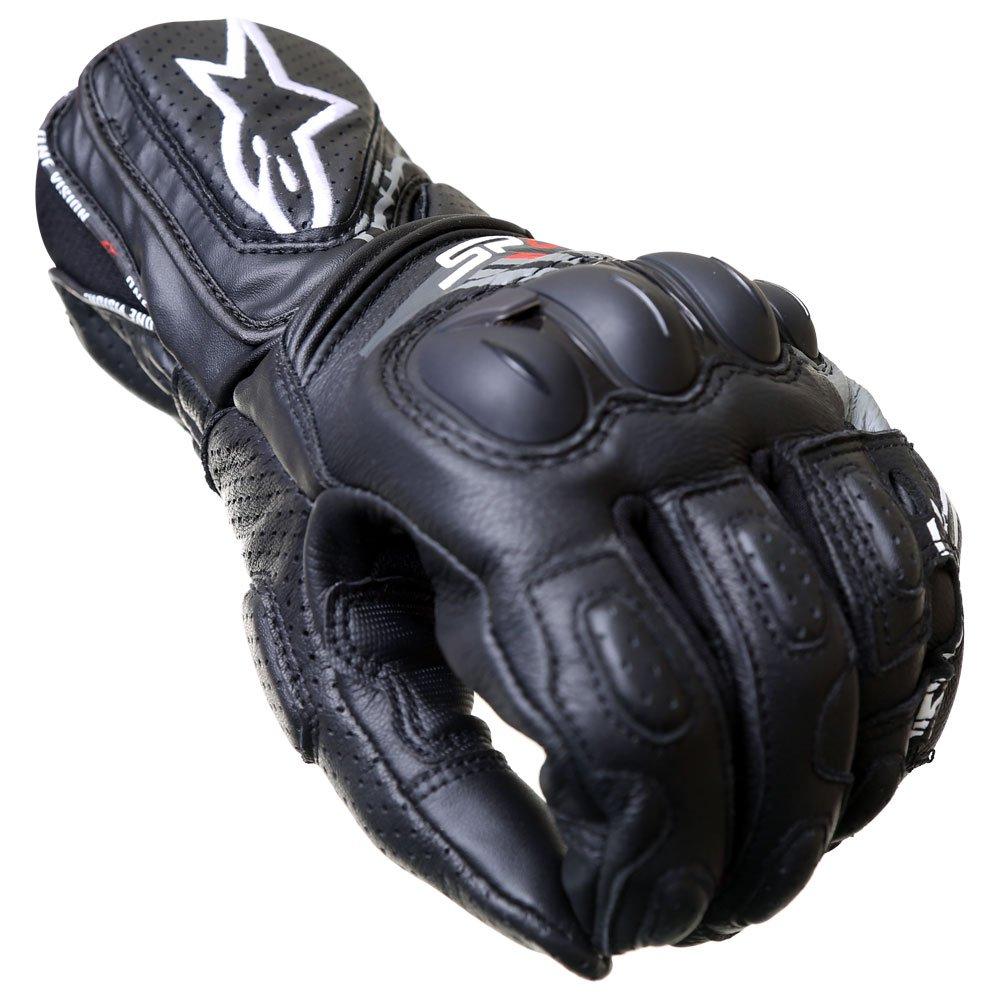Alpinestars SP-8 V3 Gloves Black Size: Mens - S