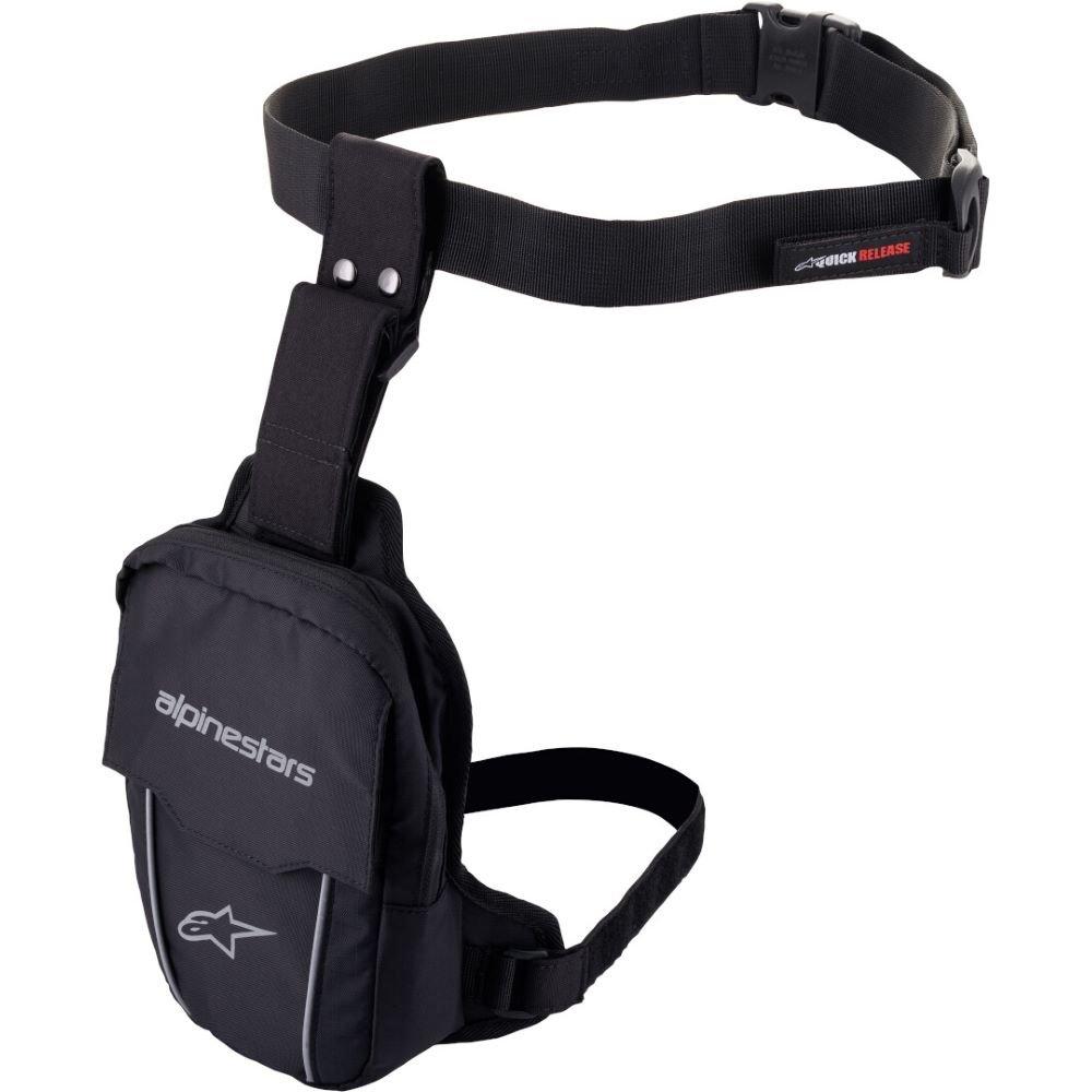 Alpinestars Access Thigh Bag Black Black