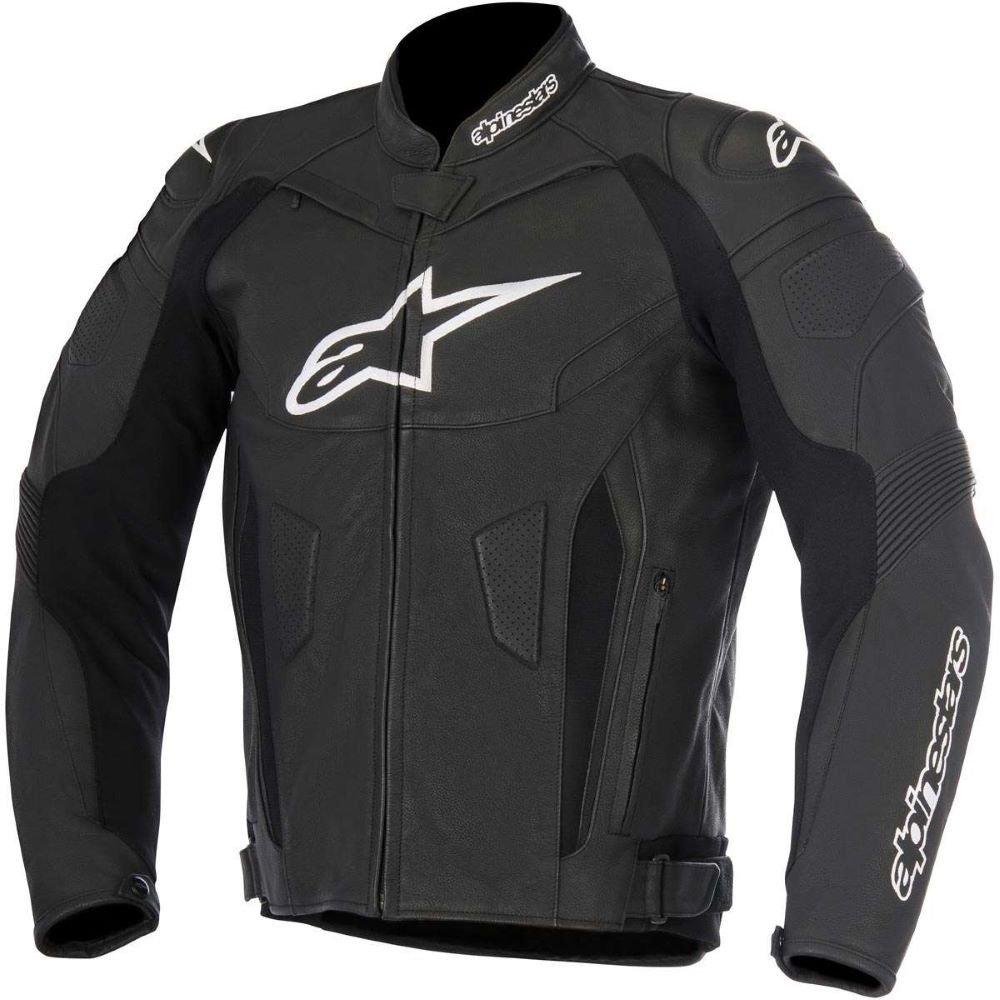 Alpinestars GP Plus R V2 Leather Jacket Black Size: Mens UK - 40
