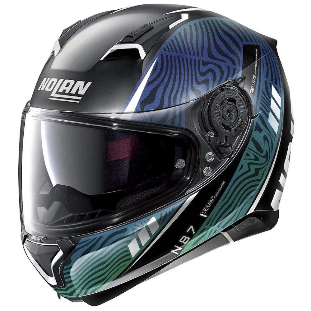 N87 Sioux N-Com Helmet 107 Motorcycle Helmets