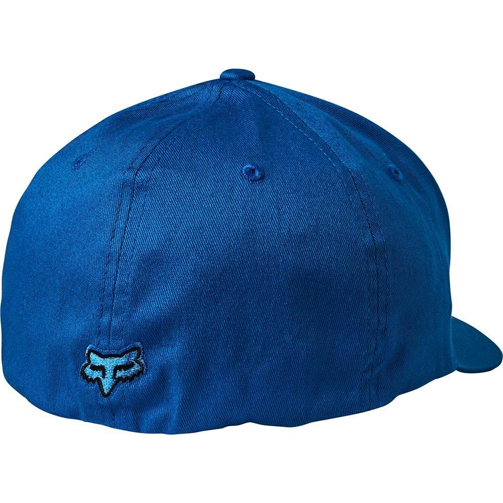 Fox Flex 45 Flexfit Hat Royal Blue Size: S-M