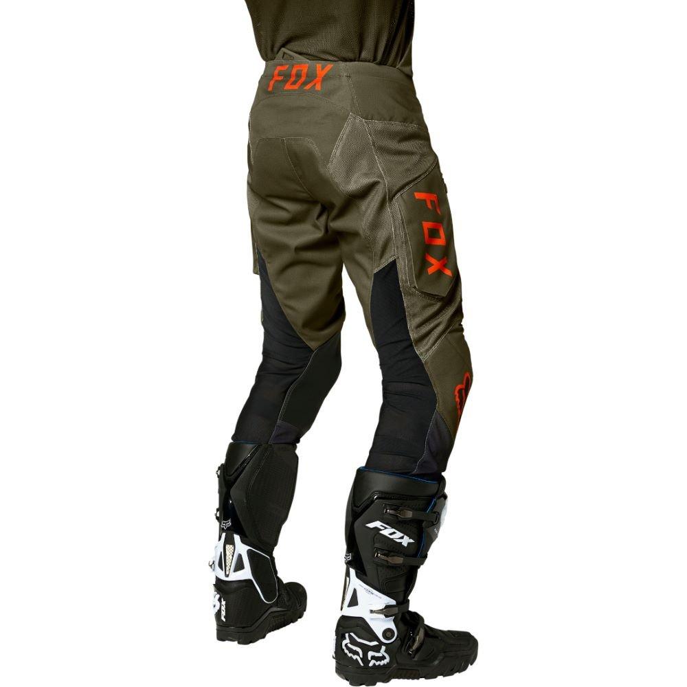 Fox Legion Air Kovent Pants Olive Green Size: Mens UK - 32 Fit: Reg