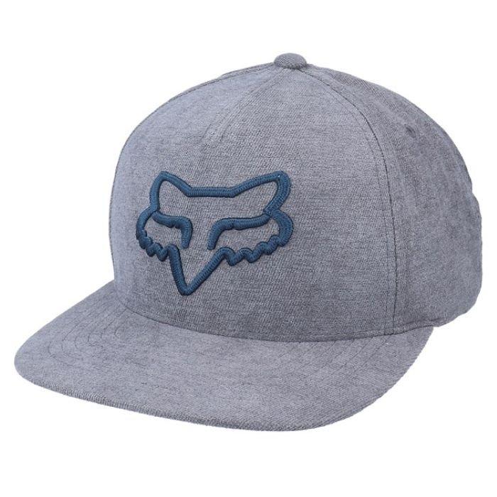 InstIll Snapback 2 PTR Hat Grey Blue Hats