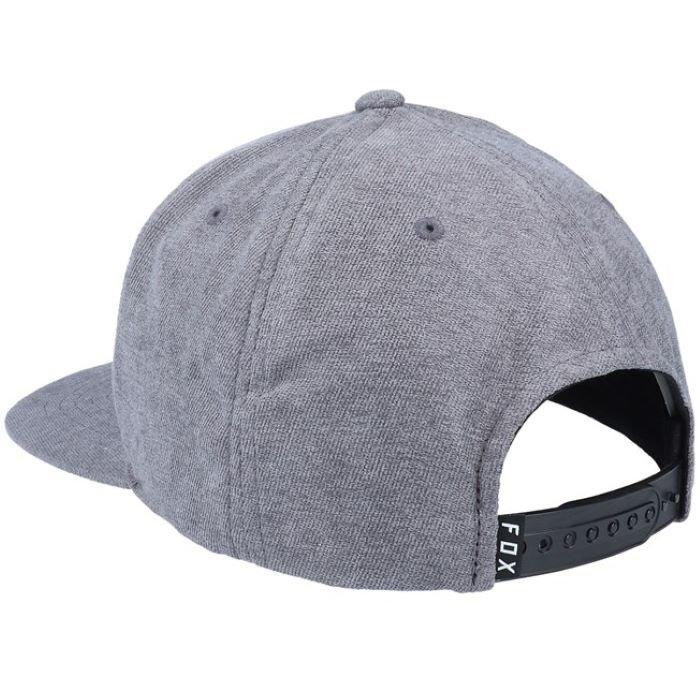 Fox InstIll Snapback 2 PTR Hat Grey Blue One size