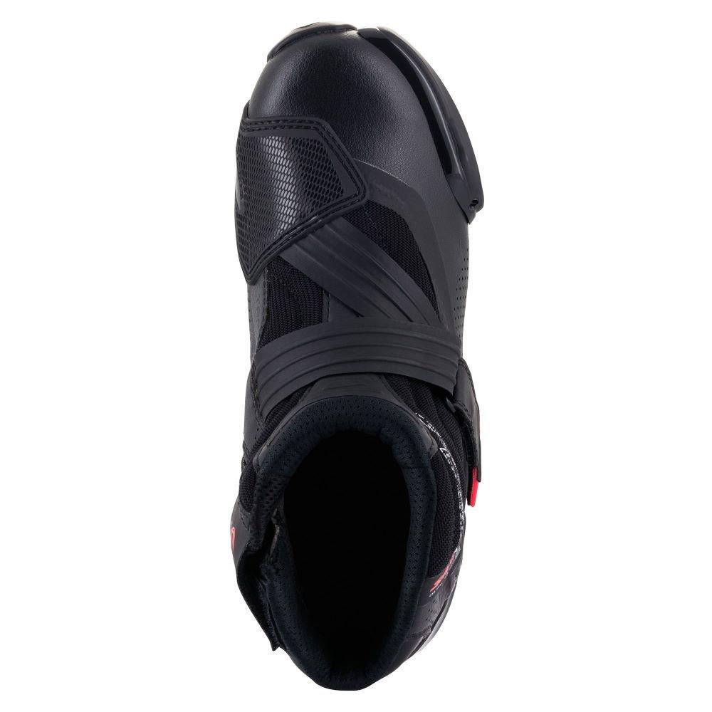 Alpinestars Stella SMX-1 R V2 Boots Black Diva Pink 3.5