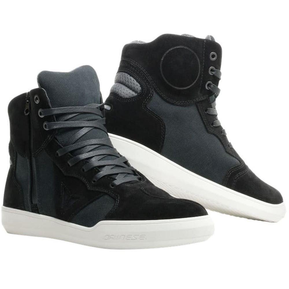 Dainese Metropolis Shoes Black Anthracite UK 5