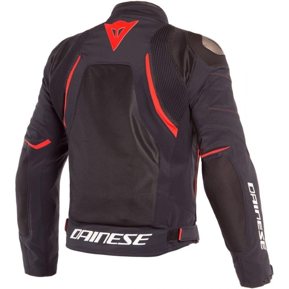 Dainese Dinamica Air D-Dry Jacket Black Black Red Black Black Red