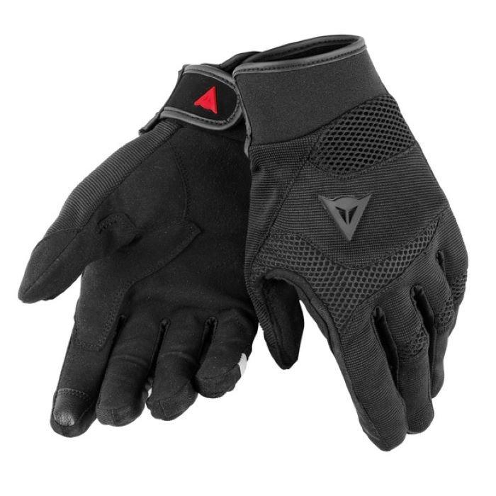 Desert Poon D1 Gloves Black Gloves