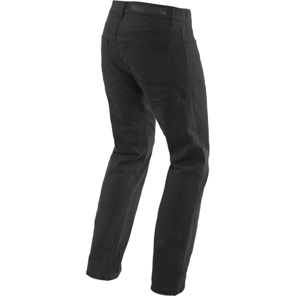 Dainese Classic Regular Jeans Black MENS UK - 30