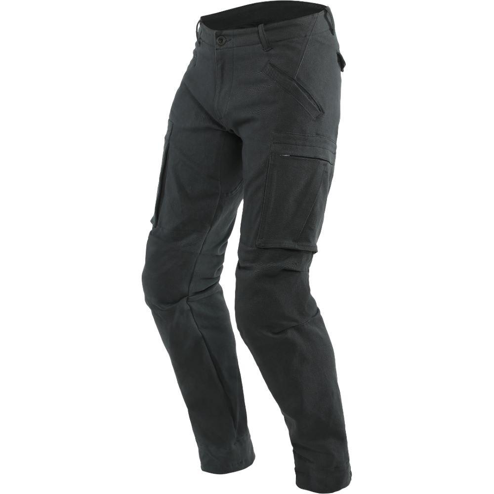 Dainese Combat Tex Pants Black MENS UK - 32