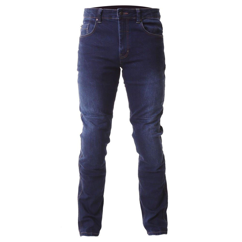Pulse Single Skin CE AA Jeans Blue Denim Motorcycle Jeans