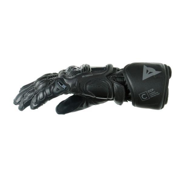 Dainese Druid 3 Gloves Black Black
