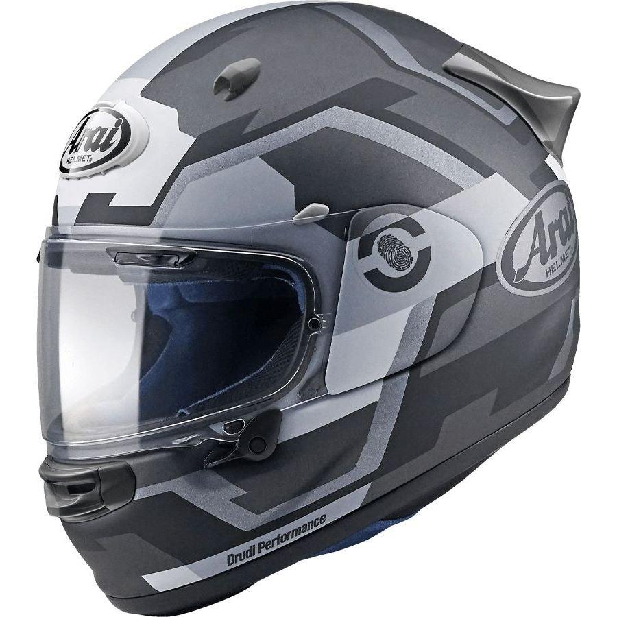 Arai Quantic Face Helmet Grey Grey