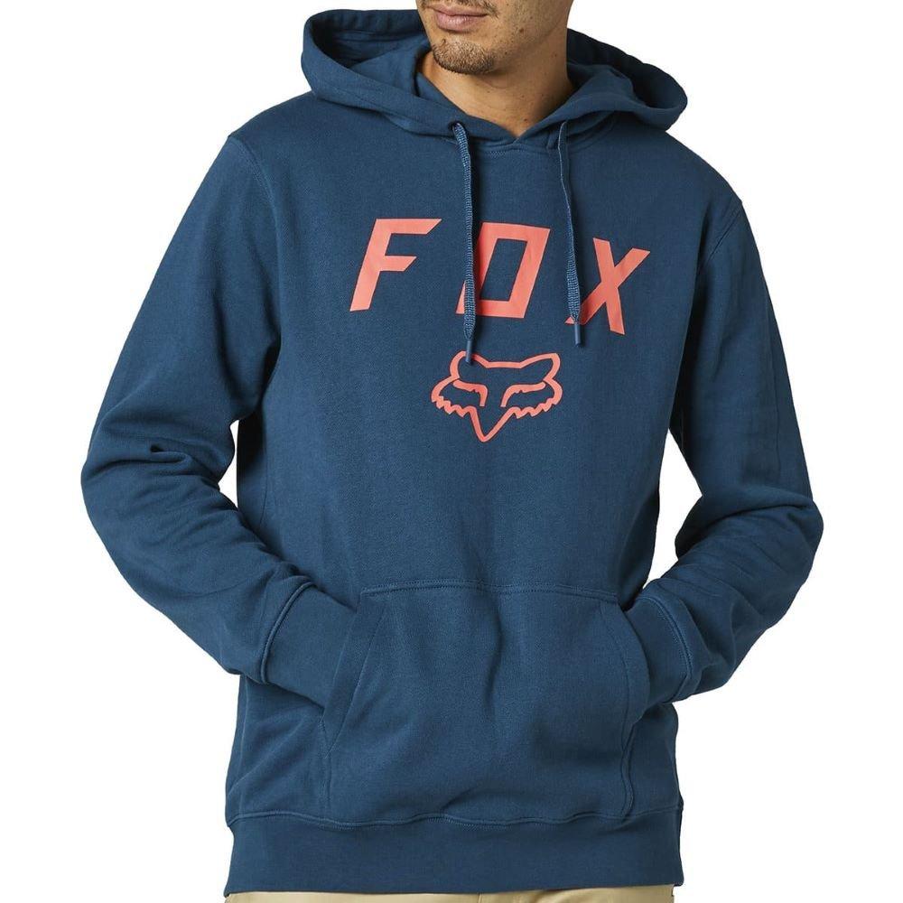 Fox Legacy Moth PO Fleece Dark Indigo Mens - S