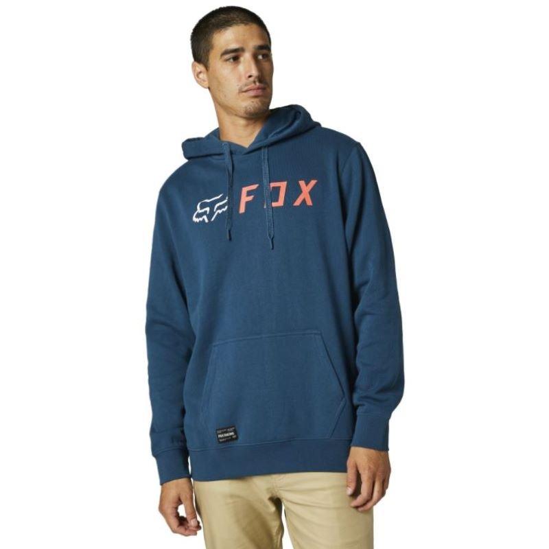 Fox Apex Pullover Fleece Dark Indigo Mens - S