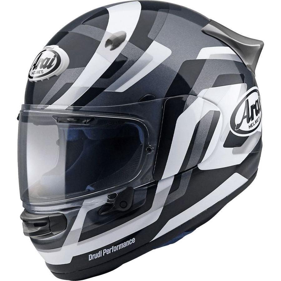 Arai Quantic Snake Helmet White XS