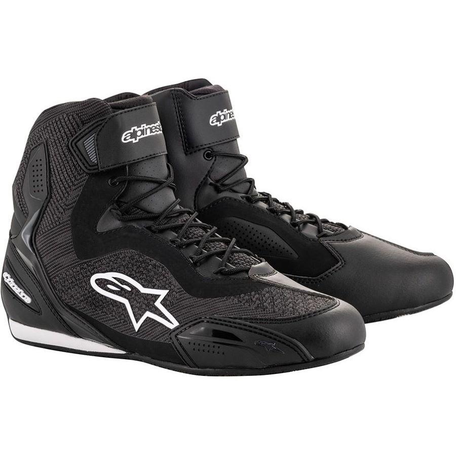 Alpinestars Faster-3 Rideknit Shoe Black UK 6