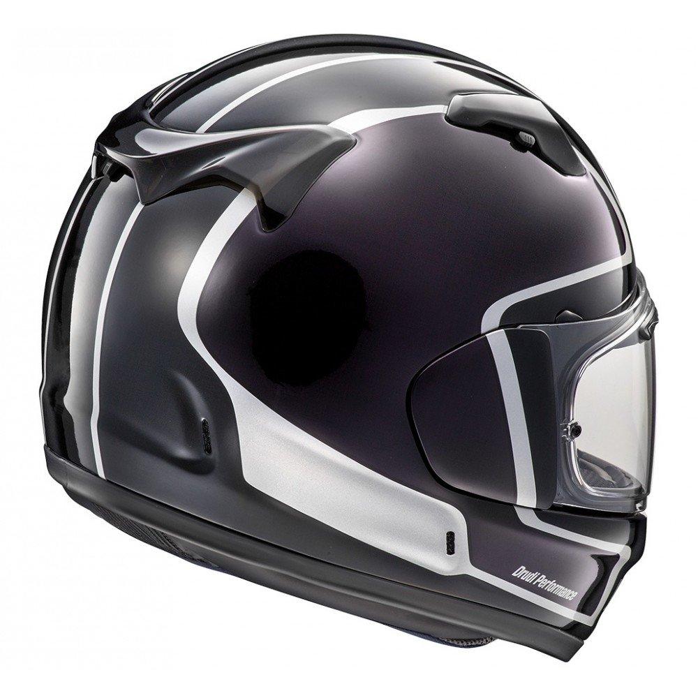 Arai Renegade-V Outline Helmet Dark Purple S