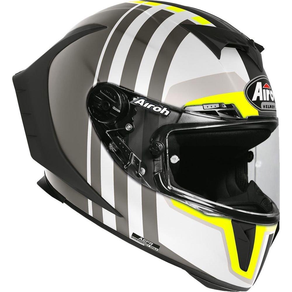 Airoh GP550S Skyline Helmet Matt Black XS