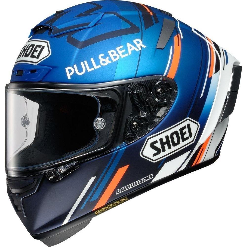 X-Spirit 3 AM73 Helmet TC-2 Shoei Helmets