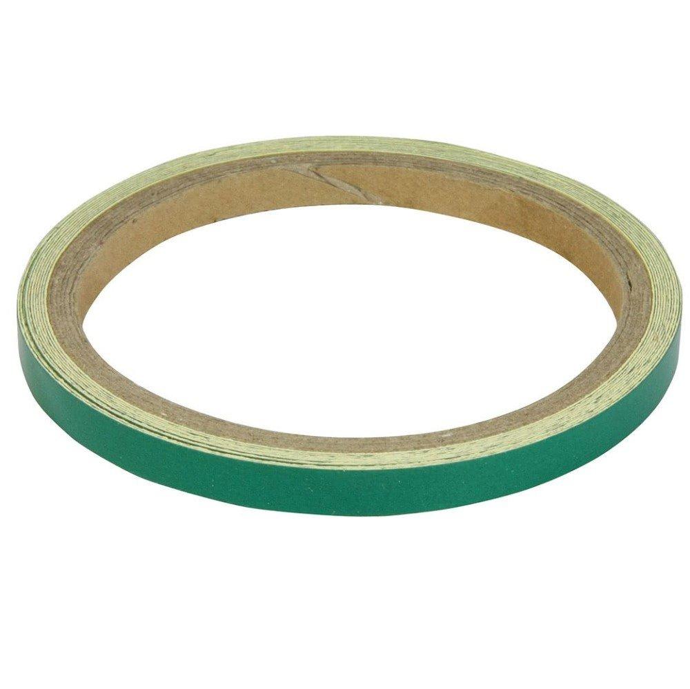Wheel Body Stripes 7mm Reflect Green Wheel Stripes