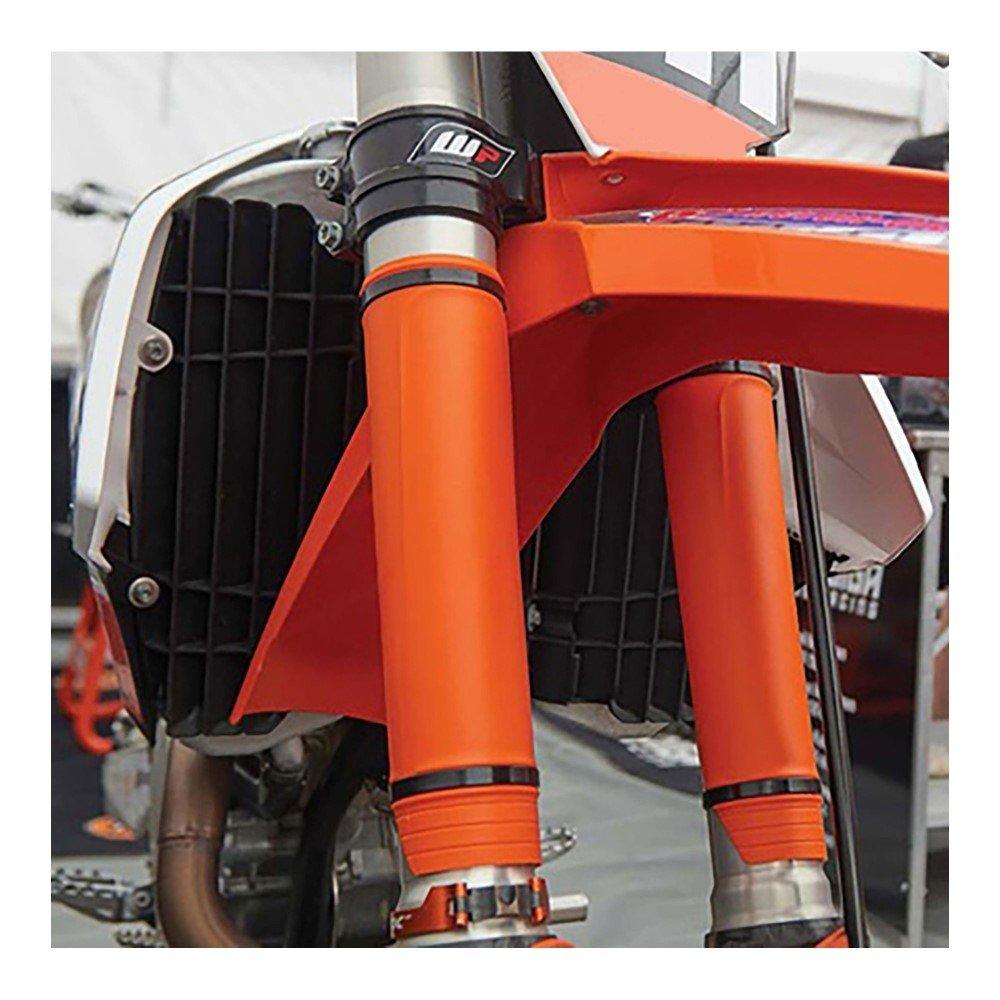 Bike It Upper Fork Guards 50-60mm Blue Fork Guards
