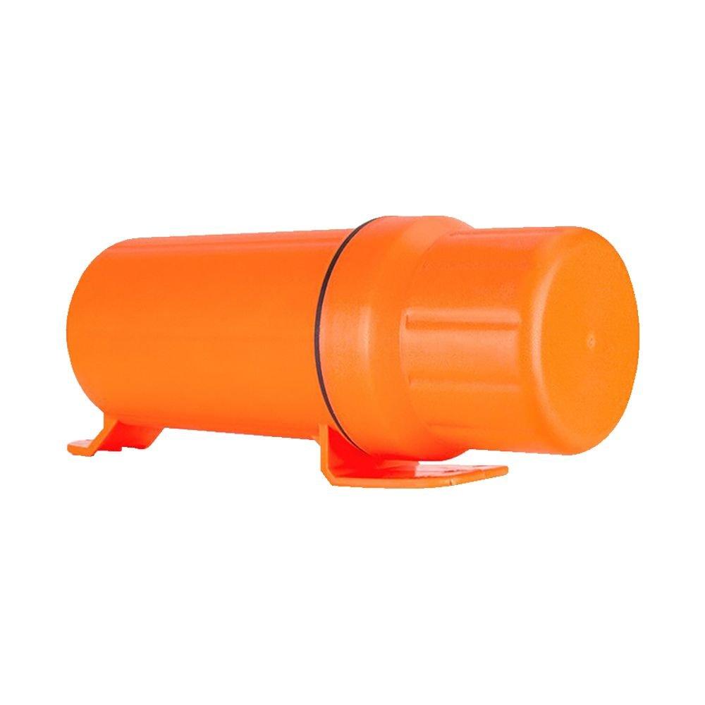 Storage Tube Orange Luggage Accessories