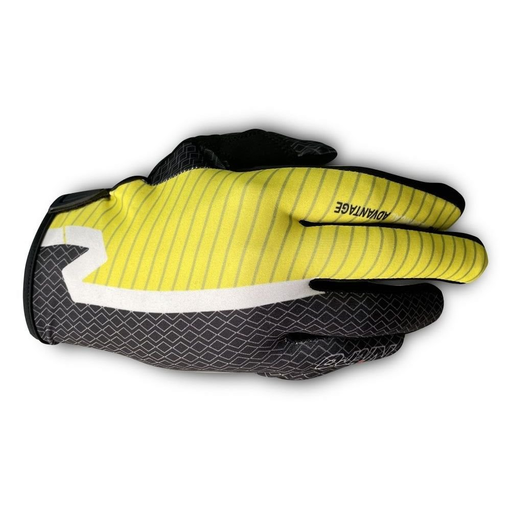 NG-MX10 Youth Gloves High Vis Yellow Motocross