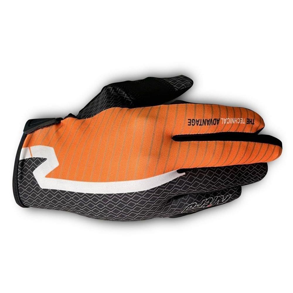 NG-MX10 Youth Gloves Orange Motocross