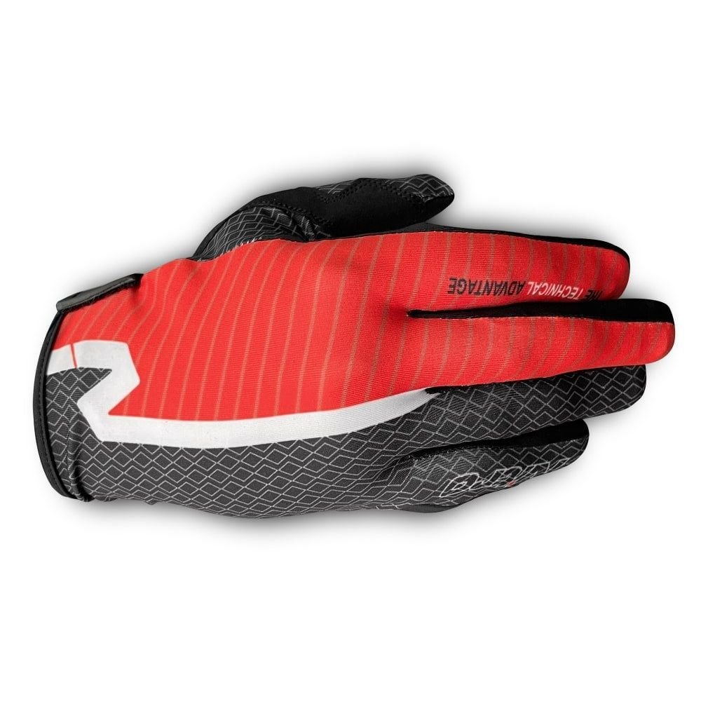 NG-MX10 Youth Gloves Red Motocross
