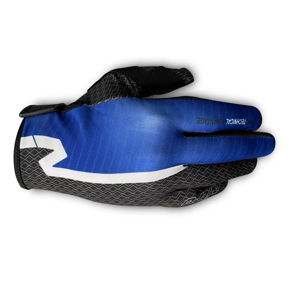 NG-MX10 Youth Gloves Blue Motocross